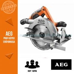 AEG BKS 18BL Akkus szénkefementes körfűrész