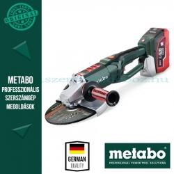 Metabo WPB 36 LTX BL 230 Akkus sarokcsiszoló
