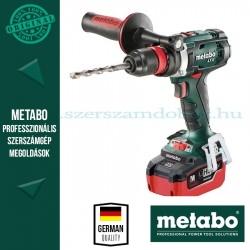 Metabo BS 18 LTX Quick Akkus fúró-csavarbehajtó