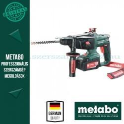 Metabo KHA 18 LTX Kombikalapács