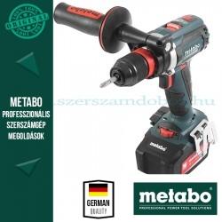 Metabo BS 18 LTX Quick Fúró-csavarbehajtó