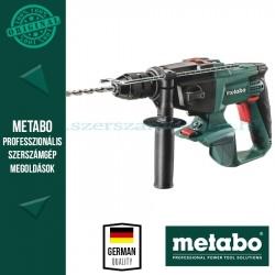 Metabo SBE 18 LTX Akkus ütvefúró