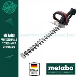 Metabo AHS 18-55 Akkus sövényvágó