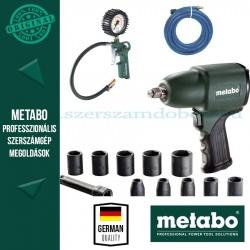 Metabo DSSW 360 Sűrített levegős ütve-csavarbehajtó kerékszerelő készlet