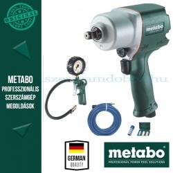 """Metabo DSSW 930-1/2"""" Sűrített levegős ütve-csavarbehajtó kerékszerelő készlet"""