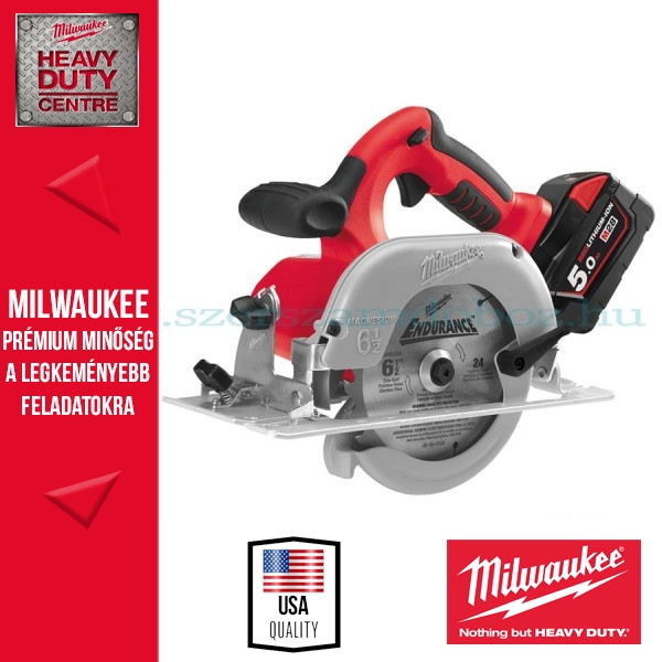Milwaukee HD28 CS-0 Akkus Körfűrész