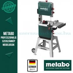 Metabo BAS 318 Precision DNB Szalagfűrész