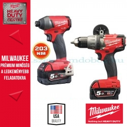 Milwaukee M18 FPP2F-502X FUEL Erőcsomag