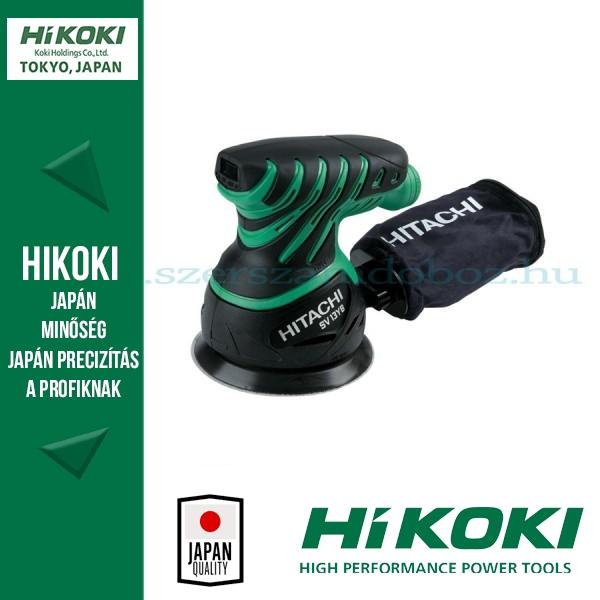 Hitachi Excentercsiszolók