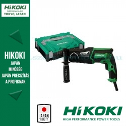 Hitachi (HiKOKI) DH26PC SDS-Plus Fúró-vésőkalapács