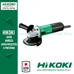 Hitachi G12SR4 Sarokcsiszoló