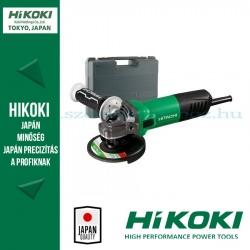 Hitachi G12SW Sarokcsiszoló