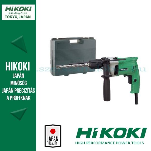 Hitachi (HiKOKI) DV16VSS Ütvefúrógép