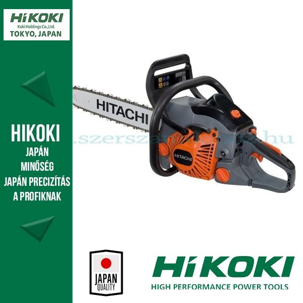 Hitachi Benzines láncfűrészek