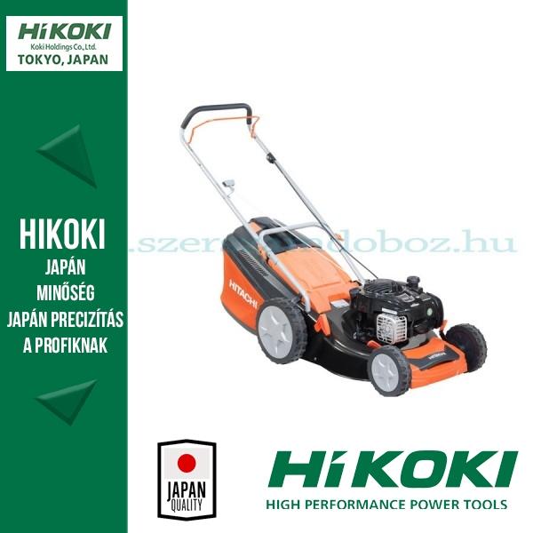 Hitachi Benzines fűnyírók
