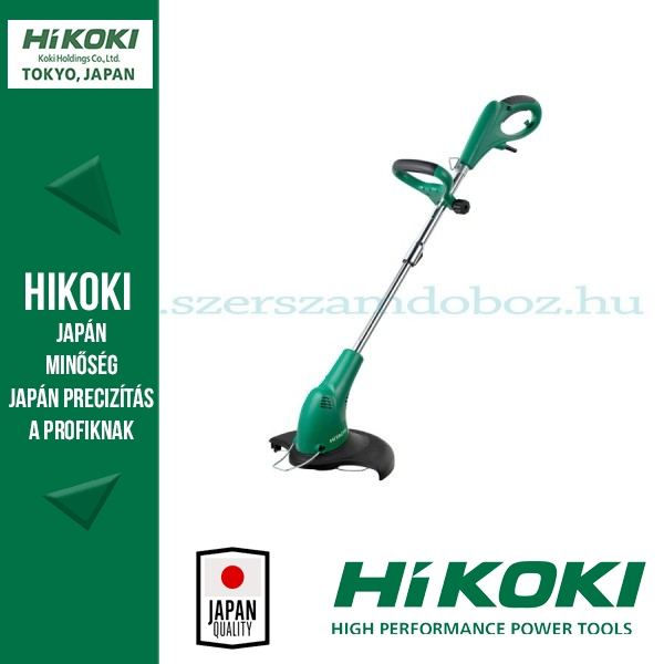 Hitachi Elektromos fűkaszák