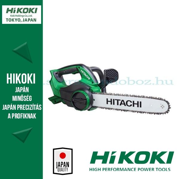 Hitachi Akkus láncfűrészek