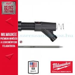 Milwaukee PCHDE porelszívó 400mm hosszú SDS-Max hegyes vésővel