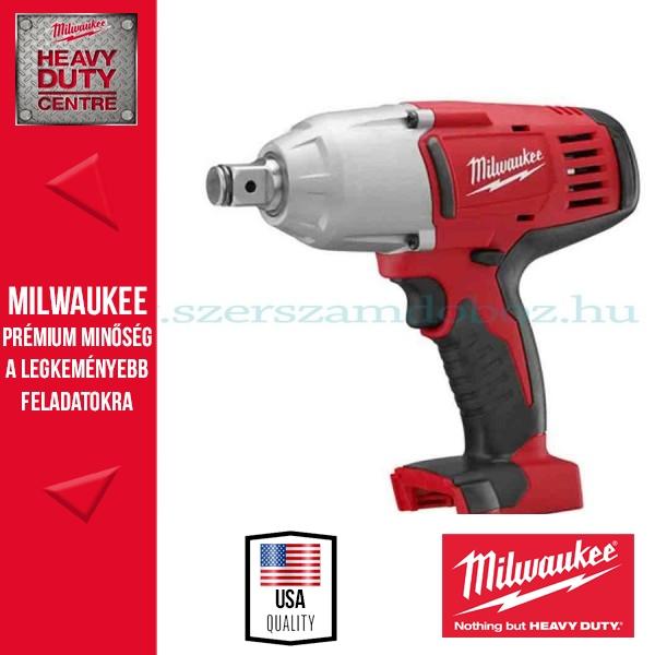 Milwaukee HD18 HIWF-0 Akkus Ütvecsavarbehajtó biztosítógyűrűvel