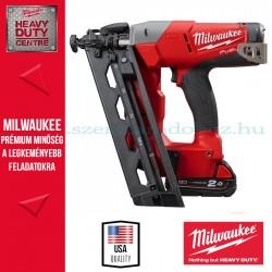 Milwaukee M18 CN16GA-202X Döntött Finiselő szögbelővő