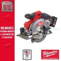 Milwaukee M12 CCS44-602X Kompakt körfűrész