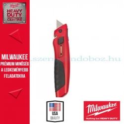 Milwaukee Visszahúzható pengéjű univerzális kés