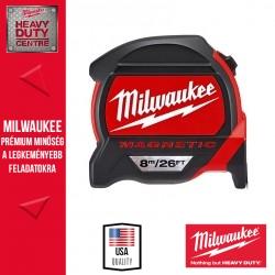 Milwaukee Mágneses mérőszalag 8m/26 metrikus/angolszász