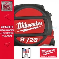 Milwaukee Mérőszalag 8m metrikus