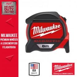 Milwaukee Mágneses mérőszalag 8m metrikus