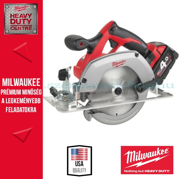 Milwaukee HD18 CS-402B Akkus Körfűrész