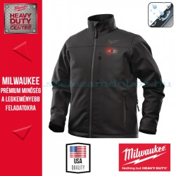 Milwaukee M12 HJ BL3-0 Fűthető kabát (S)