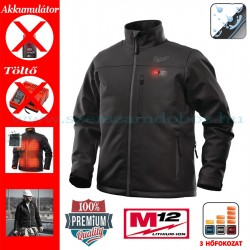 Milwaukee M12 HJ BL4-0 Fűthető kabát (M)