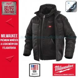 Milwaukee M12 HJ 3IN1-0 Fűthető kabát 3 az 1-ben (L)