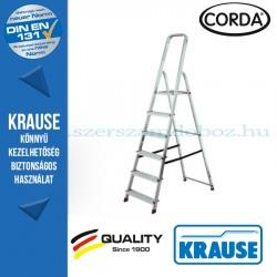 Krause CORDA Lépcsőfokos állólétra 6 fokos