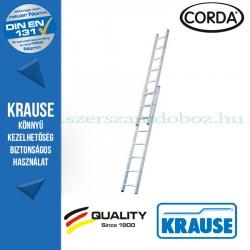 Krause CORDA Tolólétra 2x8 fokos