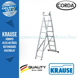Krause CORDA Többcélú létra 2x8 fokos