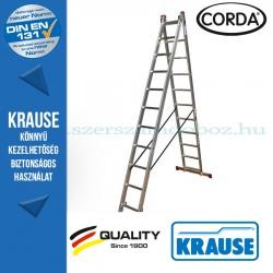 Krause CORDA Többcélú létra 2x11 fokos