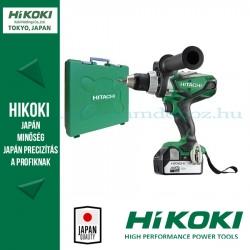 Hitachi (HiKOKI) DS18DSDLTW Akkus Fúró-csavarbehajtó