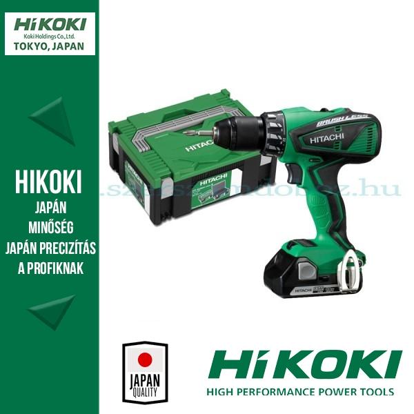 Hitachi Akkus Gépek
