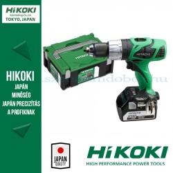 Hitachi (HiKOKI) DV18DBLTP Akkus Ütvefúró-csavarbehajtó