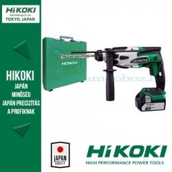 Hitachi (HiKOKI) DH18DSLTW SDS-Plus Akkus Fúrókalapács