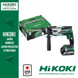 Hitachi (HiKOKI) DH18DSLTP SDS-Plus Akkus Fúrókalapács