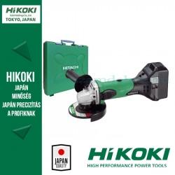 Hitachi G18DSLTW Akkus Sarokcsiszoló