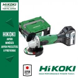 Hitachi (HiKOKI) G18DSL-115-5AH Akkus Sarokcsiszoló