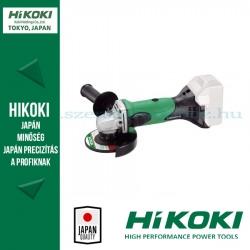 Hitachi G18DSLT4 Akkus Sarokcsiszoló Alapgép