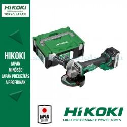 Hitachi G18DBVLWQ Akkus Sarokcsiszoló