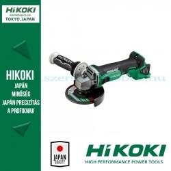 Hitachi (HiKOKI) G18DBVLW5 Akkus Sarokcsiszoló Alapgép