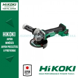 Hitachi G18DBVLW5 Akkus Sarokcsiszoló Alapgép