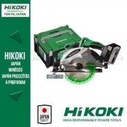 Hitachi (HiKOKI) C18DSL-5AH Akkus Körfűrész