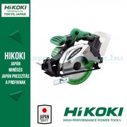 Hitachi (HiKOKI) C18DSL-BASIC Akkus Körfűrész Alapgép